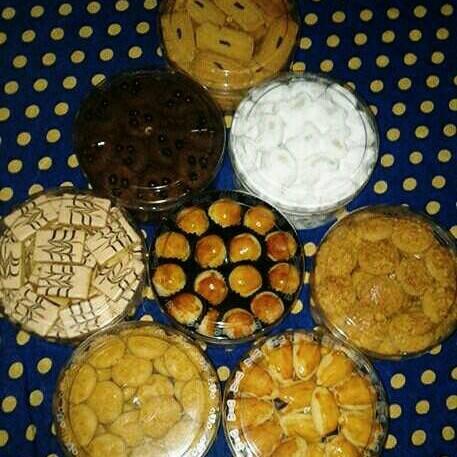 Jual Kue Kering Kue Lebaran Kue Vinnie Isi500gram Enak Gurih Harga Promo Jakarta Selatan Vinnie Cake Tokopedia