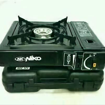 Foto Produk Kompor Gas Portable Niko 268 2in1 dari Tirta Houseware