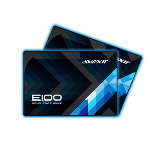 Foto Produk Avexir SSD E100 Series 480GB (R:550MB/s W:470 MB/s) dari Hans Computer