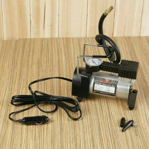 Foto Produk pompa ban mini tekanan 100psi , heavy duty air compressor 12v DC dari toko distributor hoki