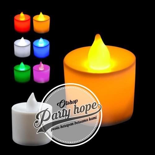 Foto Produk lilin elektrik / lilin led / lilin unik / lilin ultah / lilin dekorasi dari PARTY HOPE 2