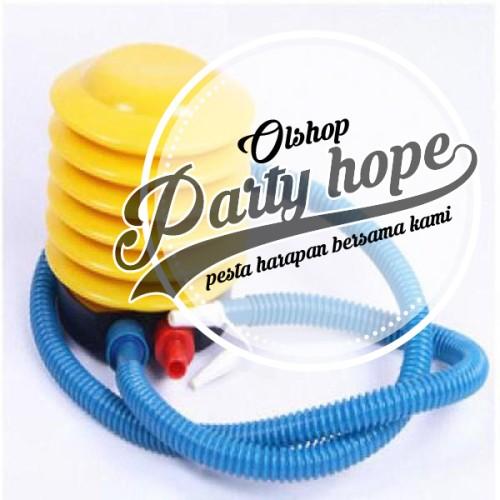 Foto Produk Souvenir Ultah / Pompa Balon / Pompa Kaki / Pompa Balon Injak dari PARTY HOPE 2