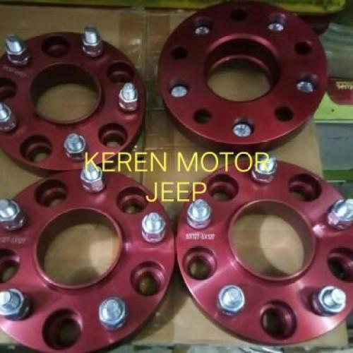 Foto Produk adaptor ban wrangler jk rubicon dari KEREN MOTOR