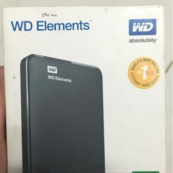 Foto Produk WD Elements 500GB dari Yabhi Eshan Utama