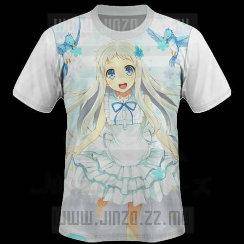 Foto Produk Kaos Anime Anohana 1 dari Jinzo Series