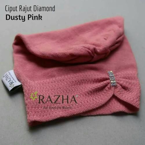 Foto Produk Ciput Rajut Diamond Razha dari Momandkidz