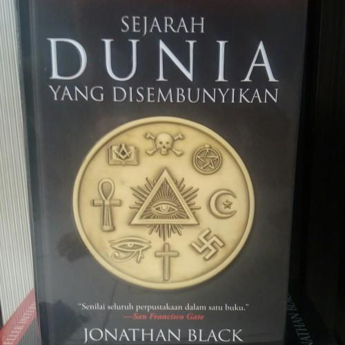 Foto Produk Sejarah Dunia Yang Disembunyikan - Jonathan Black dari Astuti-shop