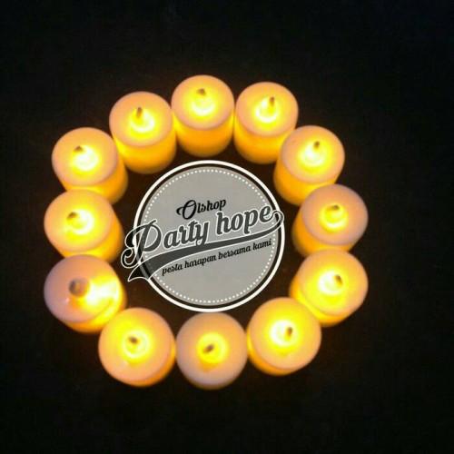 Foto Produk Lilin Led / Lilin Elektrik / Lilin Electric / Lilin Ultah / Lilin Unik dari PARTY HOPE 2