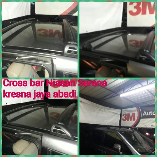 Foto Produk CROSS BAR KHUSUS NISSAN SERENA dari KRESNA CAR ACCESORIES