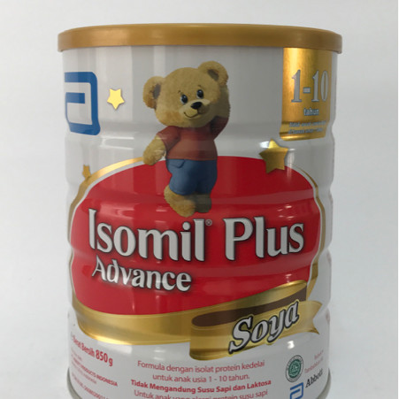 Foto Produk Isomil Plus Advance Soya 850gr dari Toko Susu Mimi