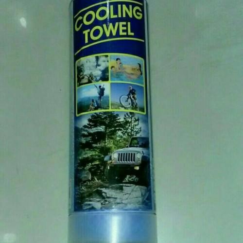 Foto Produk Cooling towel - Handuk olah raga - kanebo sport dari Boons Indonesia