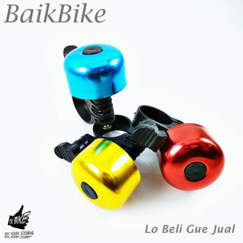 Foto Produk Bel Ting Tong Mini Nyaring Bunyinya dari baikbike29