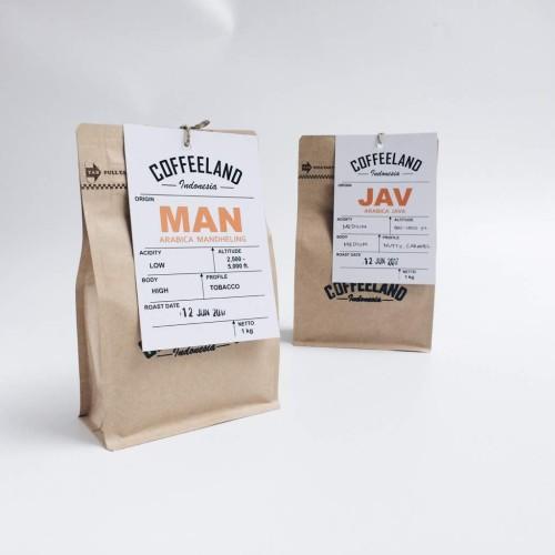 Foto Produk Kopi Arabika Mandheling Specialty 250 Gr  dari Coffeeland Indonesia Official