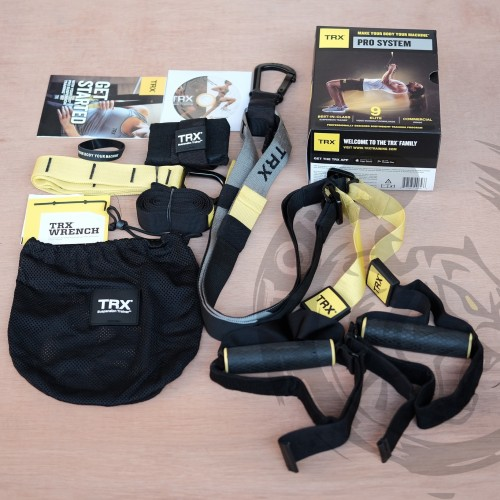 Foto Produk TRX PRO P5 ( TRX SUSPENSION TRAINER ) dari TORA DOJO MMA SHOP