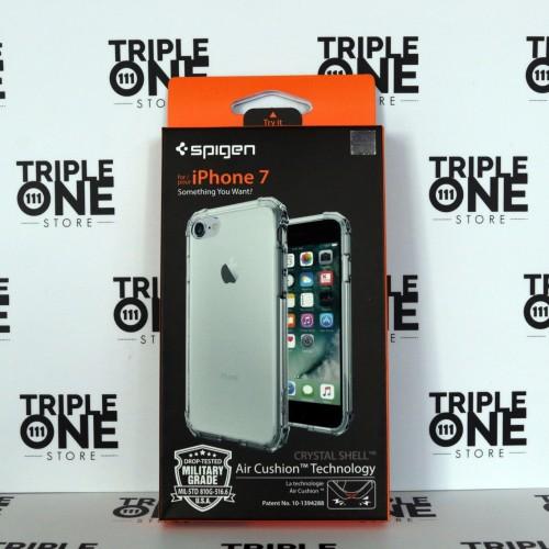 Foto Produk Spigen iPhone 7 Case Crystal Shell - Dark Crystal dari TripleOne Store Bandung