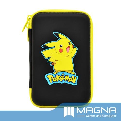 Foto Produk HORI Pikachu Hard Pouch for Nintendo New 3DS XL  dari Magna Games & Computer