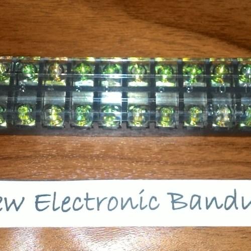 Foto Produk Terminal Block / Terminal Blok TB 1512/ TB-1512/ konektor kabel dari Niew Electronic