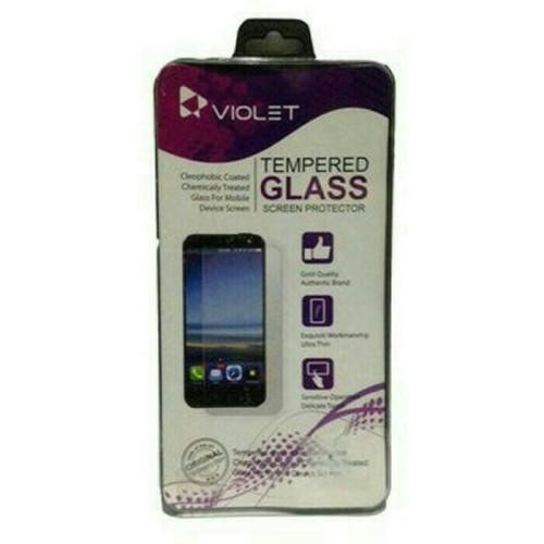 Foto Produk Violet Tempered Glass Asus Zenfone 3 Max dari King & Queen Accessories
