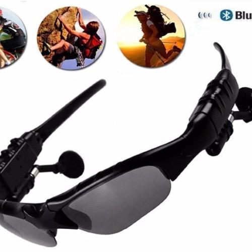 Foto Produk Headset Kacamata MP3 Bluetooth Wireless / JBL JABRA HARMAN SAMSUNG dari Mix acc88