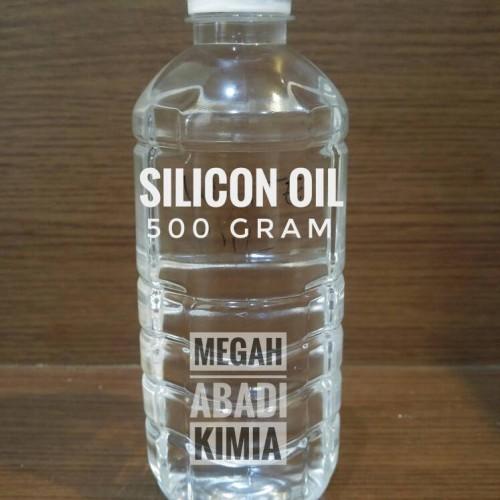 Foto Produk Silicone Oil 1000 / 500 ml dari Megah Abadi Chem