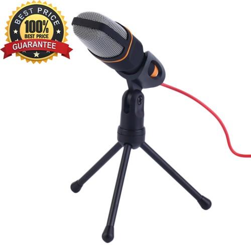 Foto Produk Microphone Condenser Desktop SF-666 Murah dan Berkualitas dari Wirashop Online