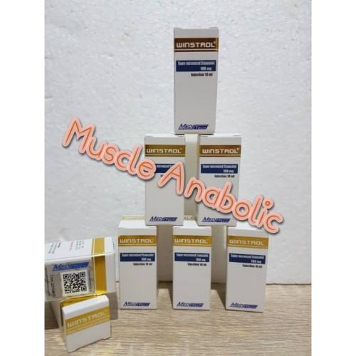 Foto Produk Winstrol / Stanozolol 100mg Meditech 10ml dari Muscle Anabolic