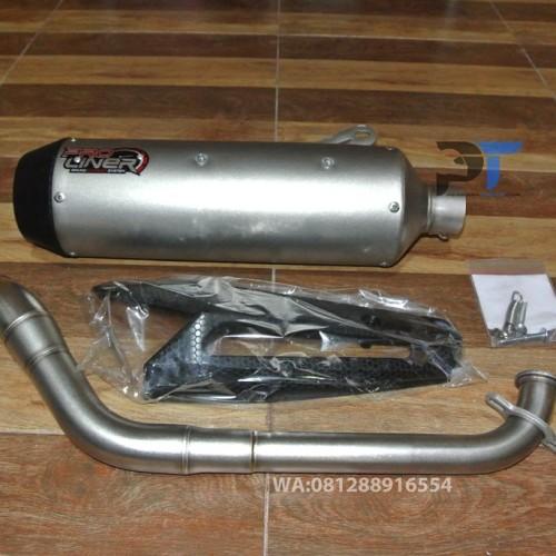 Foto Produk Knalpot Racing Yamaha Aerox 155VVA ProLiner Original dari permanatriaz