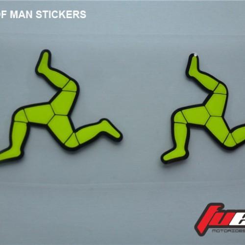 Foto Produk Sticker/Stiker Isle of Man TT Motor atau Helm AGV KYT NOLAN SHOEI ARAI dari Fuel