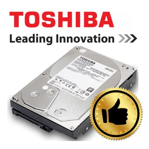 Foto Produk Toshiba 3.5″ 500GB Internal Hard Disk Drive dari ELITUS GAMING