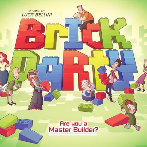 Foto Produk Brick Party ( Original ) Board Game dari Toko Board Game