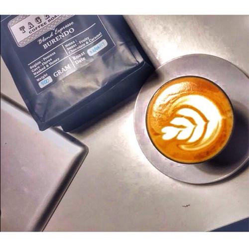Foto Produk Espresso Blend BURENDO 250GR Tagetto Arabica Coffee - BIJI KOPI dari TAGETTO COFFEE