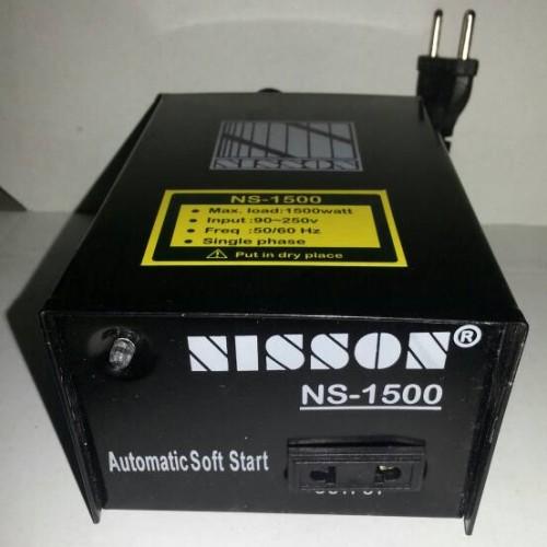 Foto Produk STARTING TV NISSON 1500W / INVERATOR / SLOW START / PENGHEMAT LISTRIK dari Toko Nini Lengkap