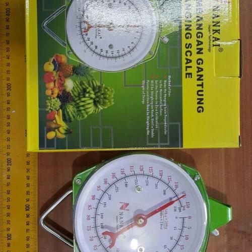 Foto Produk Timbangan Gantung 50kg 50 kg Hanging Scale - Alat Ukur Berat NANKAI dari TOKO BESI TIMUR JAYA