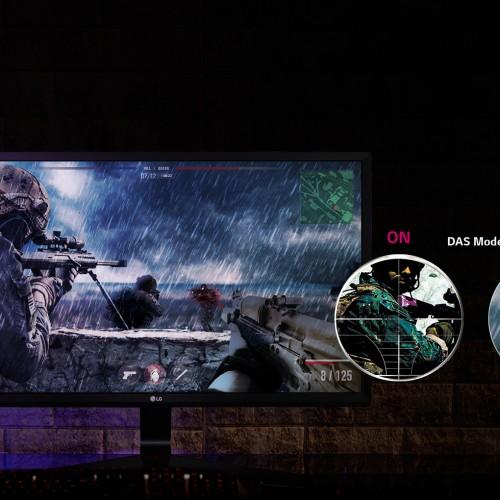 Foto Produk Monitor LED LG 24MP59G 1MS Gaming Monitor Full HD dari House of Geeks