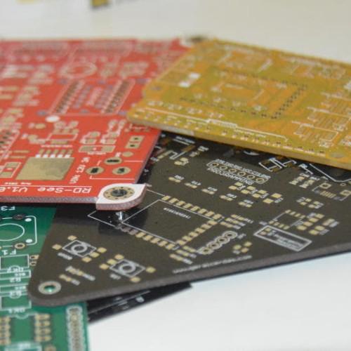 Foto Produk [Custom Order] Cetak Professional PCB 2 Layer HASL - Hijau dari Gerai Cerdas