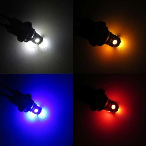 Foto Produk Lampu LED Jagung T10 Senja/kota sein 5mata 5 titik/mata Mobil Motor dari TejaMart