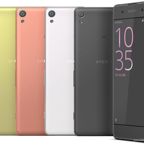 Foto Produk SONY XPERIA XA <F3116> DUAL SIM 16GB / NEW / SEGEL / BNIB dari As Gadget Store