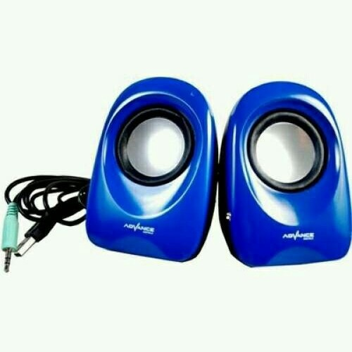 Foto Produk Speaker Komputer/ HP Advance Duo 01 dari Adi_ Electric