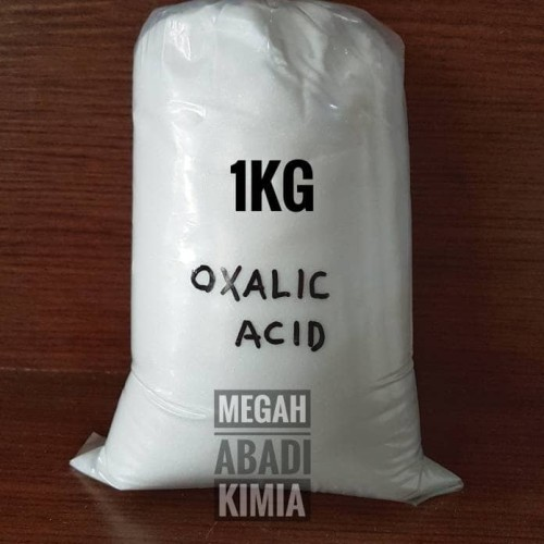 Foto Produk Oxalic Acid / Asam Oksalat / 500 Gram dari Megah Abadi Chem