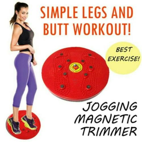 Foto Produk Jogging Magnetic Trimmer Nikita / Alat Pelangsing Tubuh dari EFEKTIF