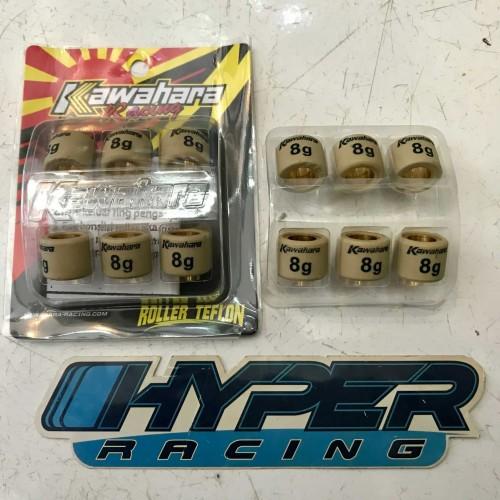 Foto Produk Roller Kawahara Racing 8G 8 Gram Beat Karburator / Scoopy Karbu Spacy dari HYPER RACING