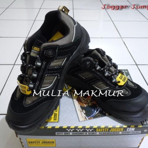 Foto Produk Sepatu Safety Jogger Jumper S3 dari Mulia Komputer