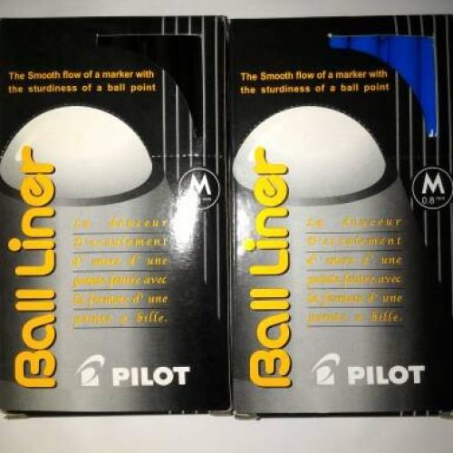 Foto Produk Pen Pilot Ball Liner 0.8mm dari Laba Laba Stationary