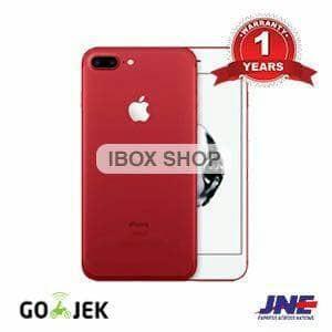 Foto Produk NEW - [IP-7+ 256GB] IPHONE 256GB 7PLUS RED GARANSI APPLE 1THN dari ibox shop