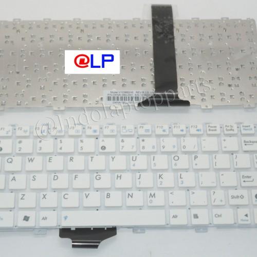 Foto Produk Keyboard Asus Eee Pc 1015 1015B 1015CX 1015P 1015PE X101 1025 White dari Indolaptopparts Store