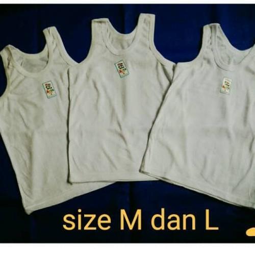 Foto Produk kaos dalam singlet anak laki cowok murah asta kids - M dari tokonees