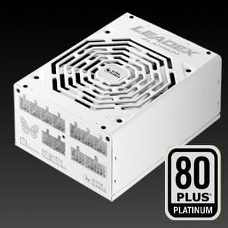 Foto Produk Super Flower Leadex Platinum 650W - SF-650F14MP - 80+ PLATINUM  dari NINJA GAMING