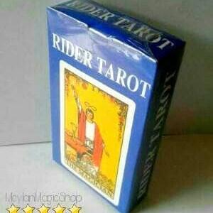 Foto Produk KARTU TAROT ( 1 DECK 78 KARTU + INTRUKSI ) dari MeylanMagicShop