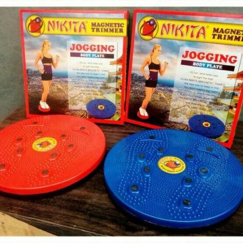 Foto Produk Trimer jogging magnetic slim fitness alat olahraga putar dari panjisetia