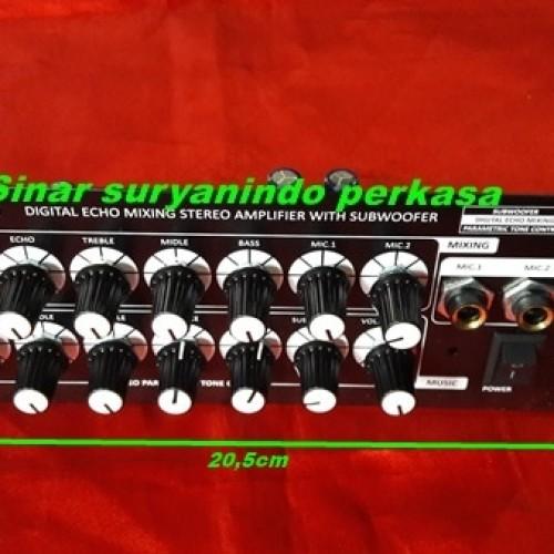 Foto Produk Platinum DMS 207 x mixing 14 pot dari sinar suryanindo perkasa